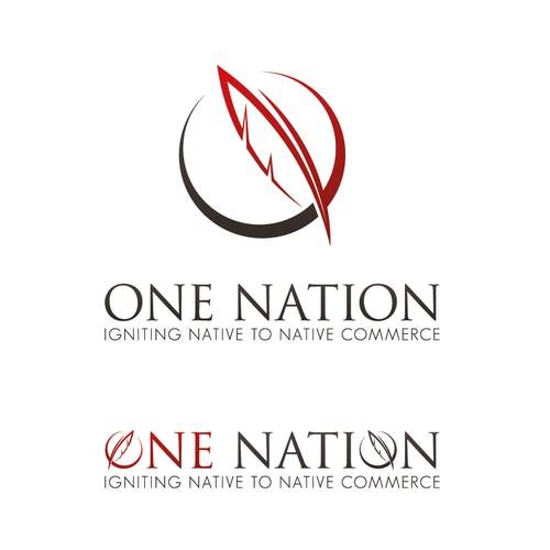 "Native American Based Site ""One Nation"" Needs New Logo"