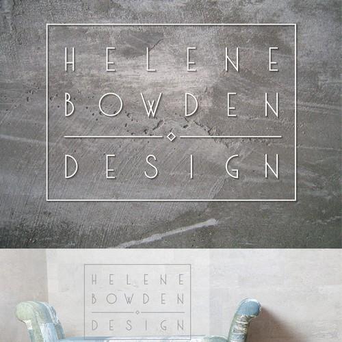 Helene Bowden Design - logo