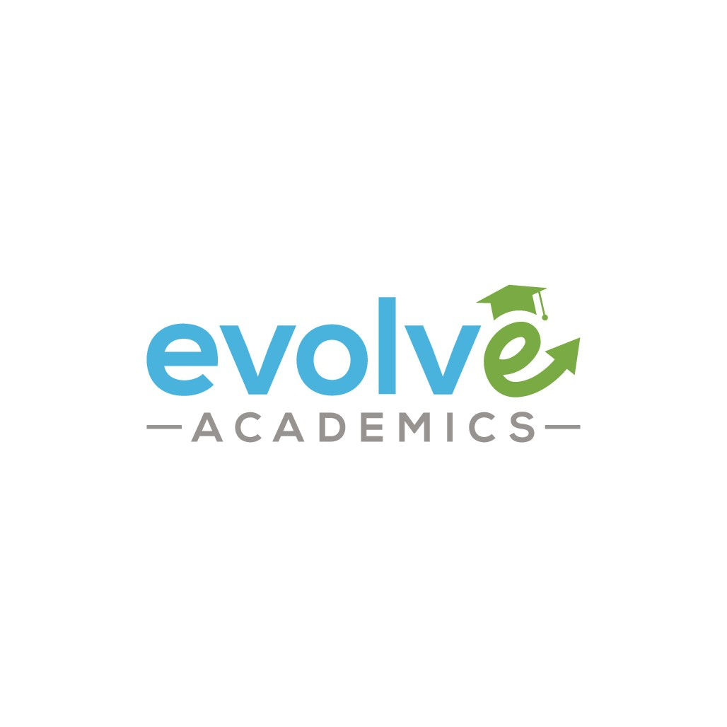Powerful new logo for tutoring/college counseling company.