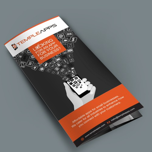 App Development Company brochure
