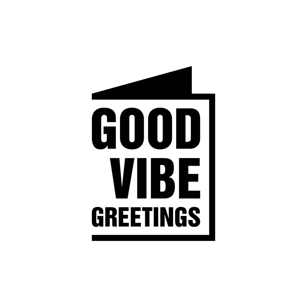 Logo needed for positive vibe card company!