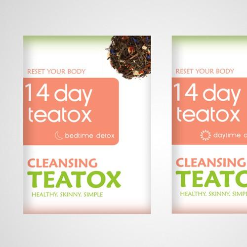 tea pouch packaging