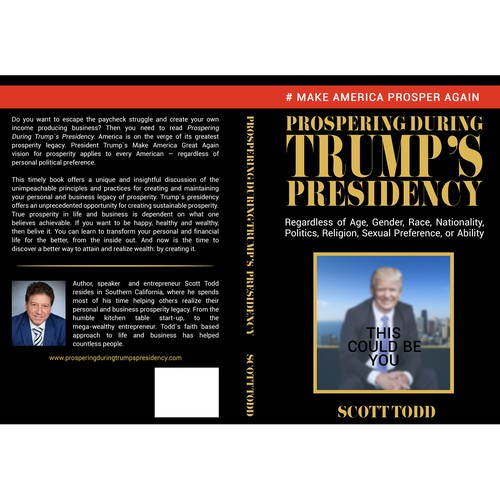 Prospering During Trump`s Presidency