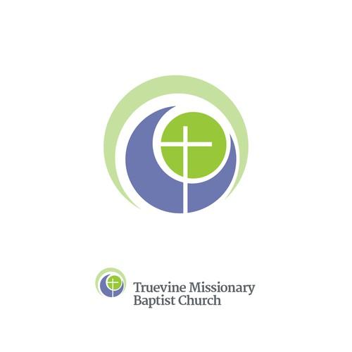 Truevine Missionary Baptist Church Logo
