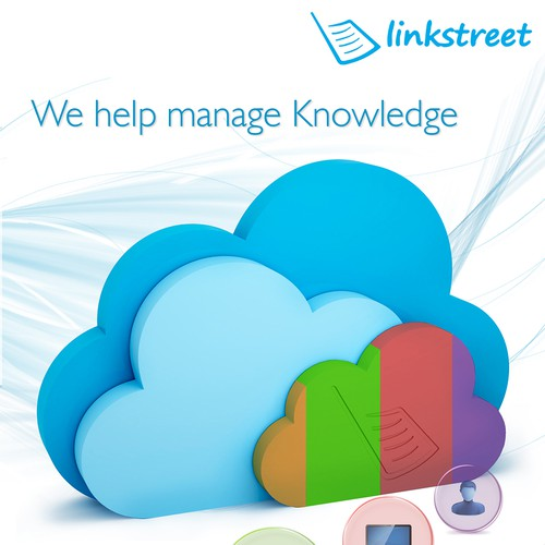 Create a great brochure for a cutting edge international e-learning & knowledge management company