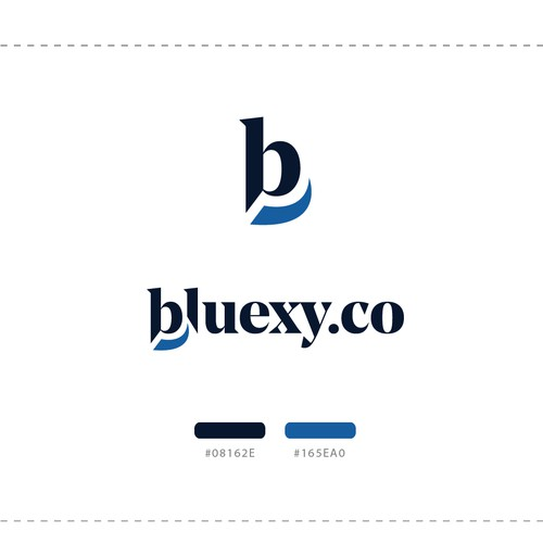 Bluexy.co Logo concept