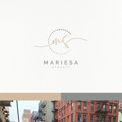 Logo for Mariesa Streett