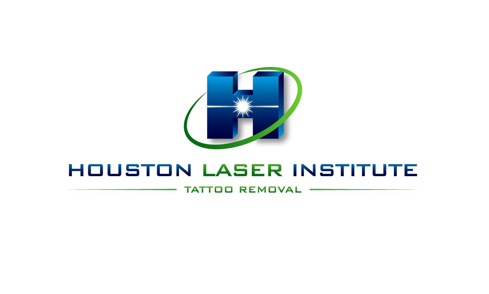 logo for Houston Laser Institute
