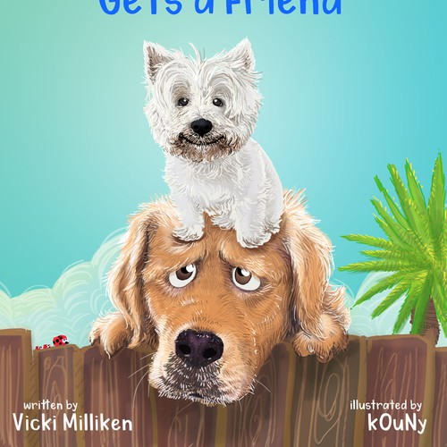 Engaging and Humorous Children's Book about Friendship