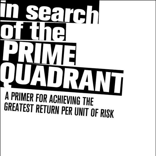 CREATE A NEW BOOK COVER FOR PRIME QUADRANT!