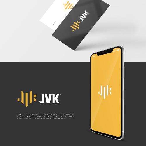 JVK Logo Concept