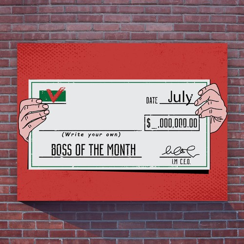 BOSS OF THE MONTH
