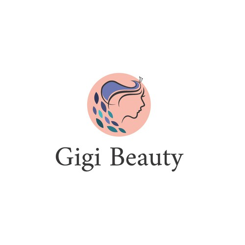 Logo for beauty and spa