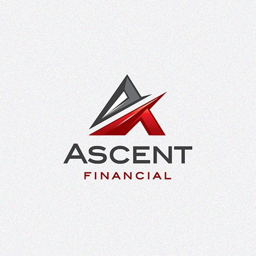 Design a new brand identity for Ascent Financial