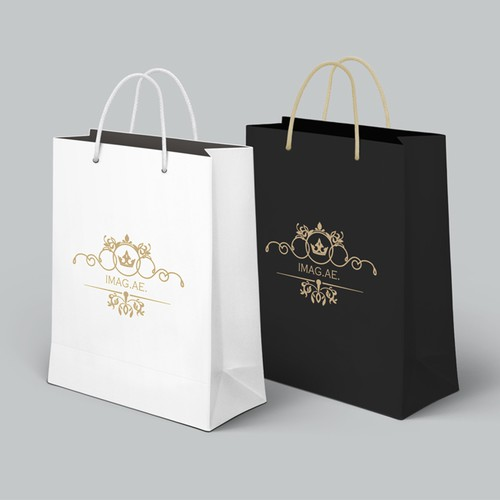 luxury classic logo