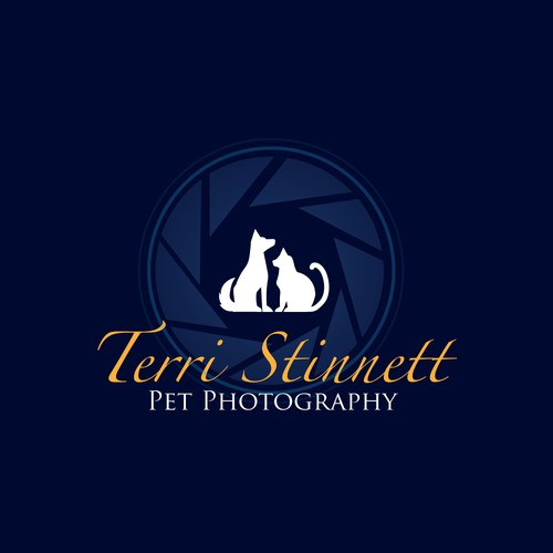 Terri Stinnett Pet Photography Logo