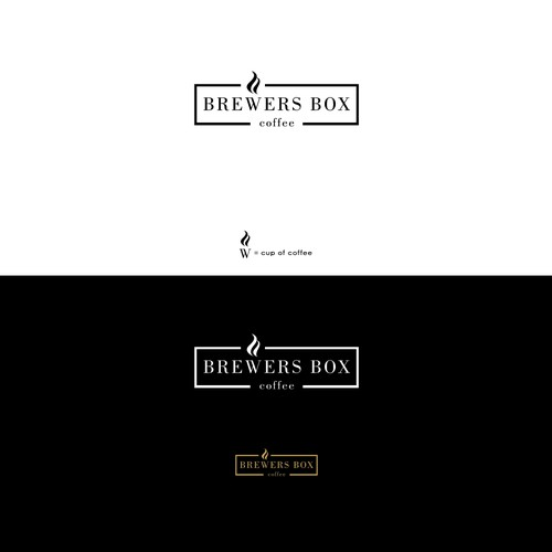 Brewers Box - Logo design