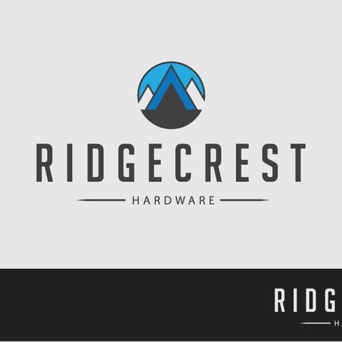 Ridgecrest needs a new logo