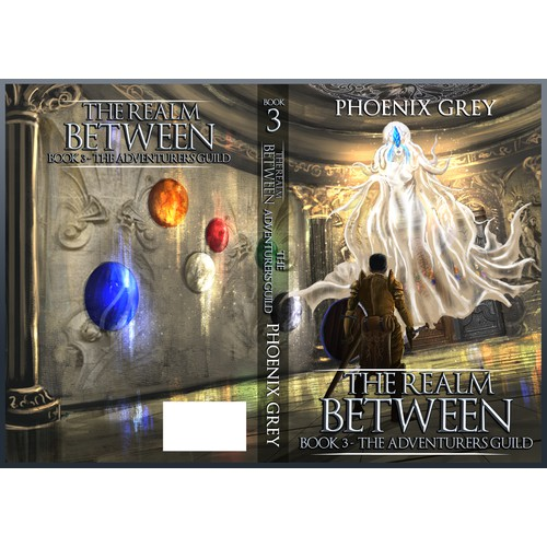 Book 3 the realm between