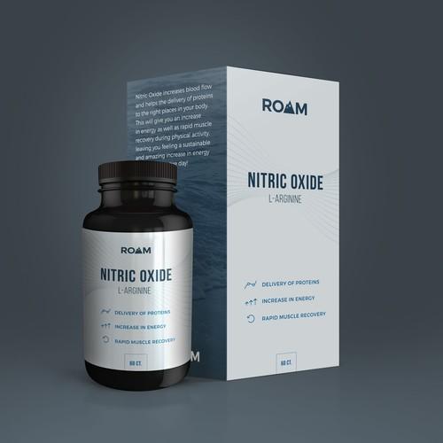 Nitric Oxide Label Design