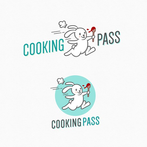A fun, creative, professional logo for a cooking & baking classes business