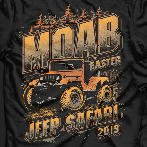 Moab Jeep Safari