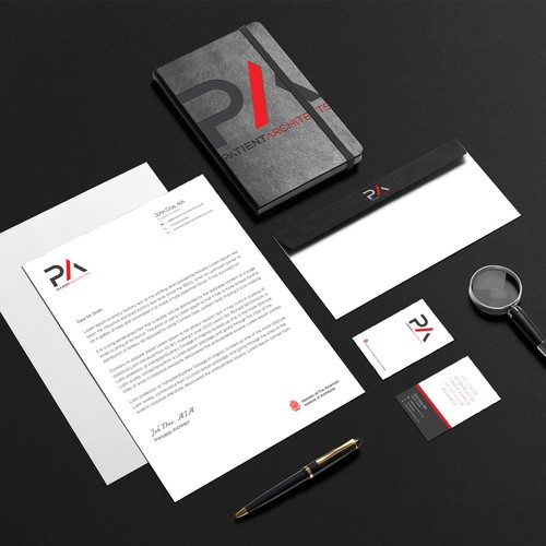Branding for PATIENT ARCHITECTS