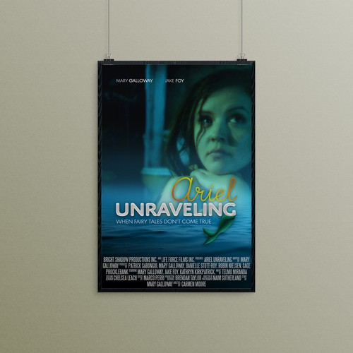 Movie Poster Design