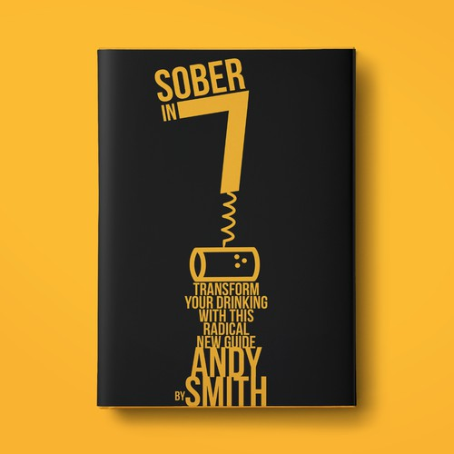Sober in seven book cover