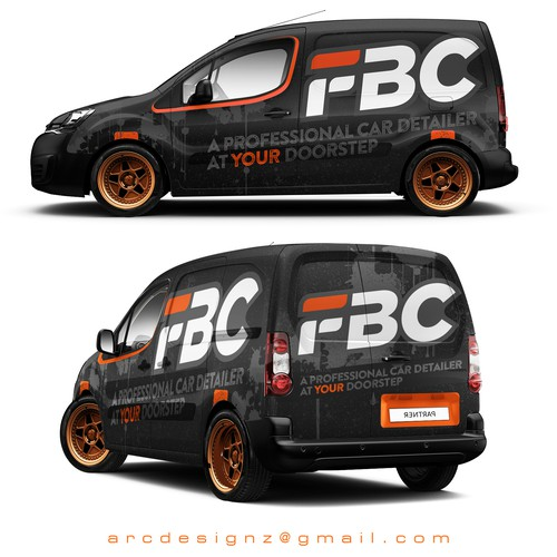 Options for FBC car detailers