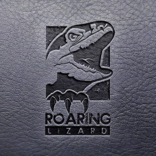 Create the next logo for Roaring Lizard