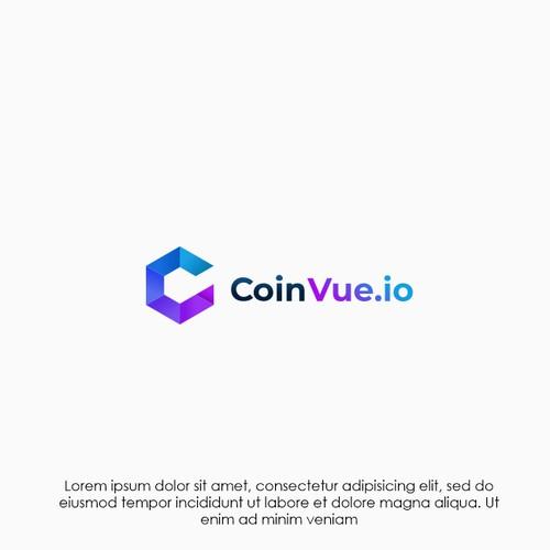 Logo Concept for Coin Vue