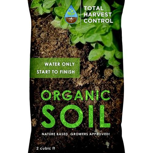 Total Harvest Control Packaging