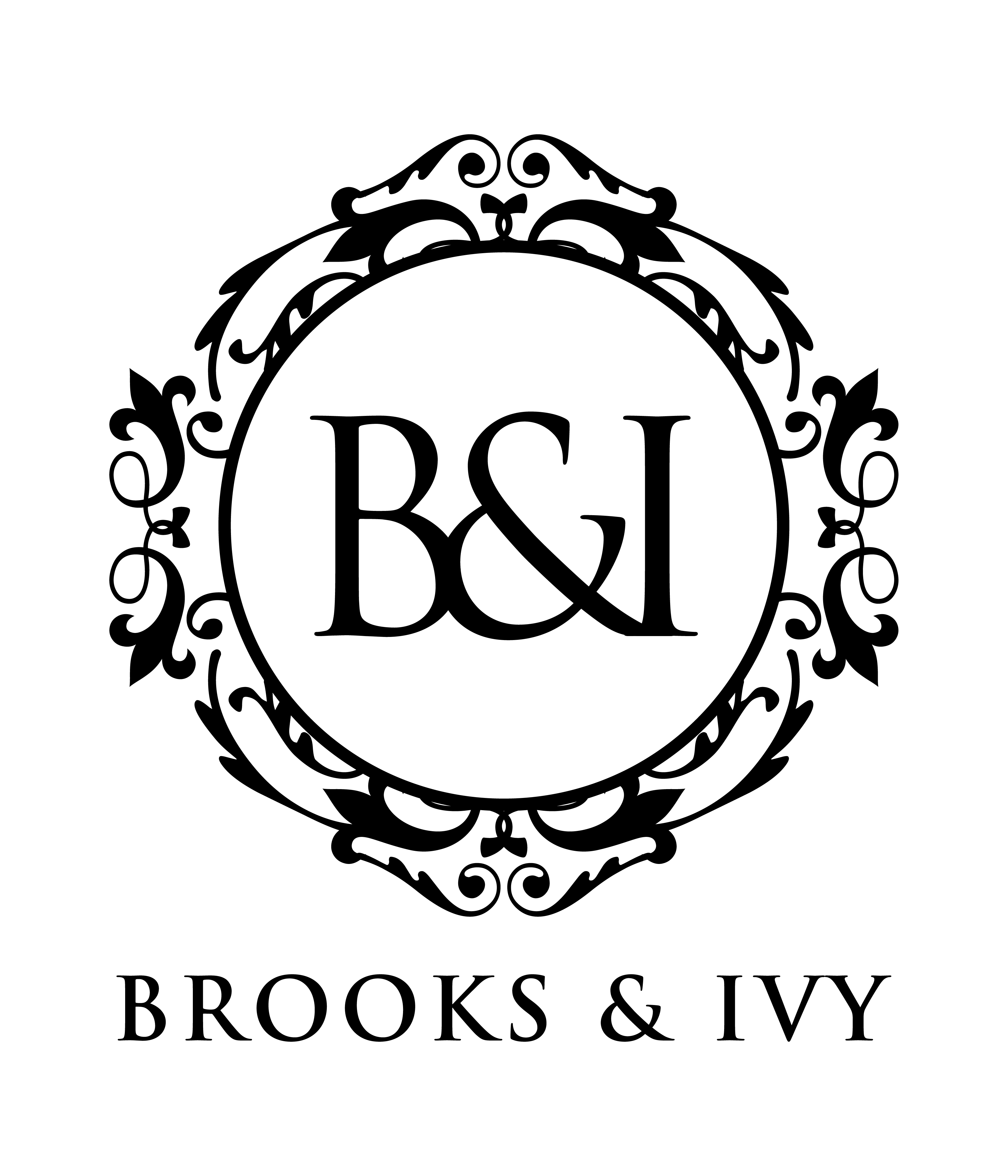 Logo for a luxury product line