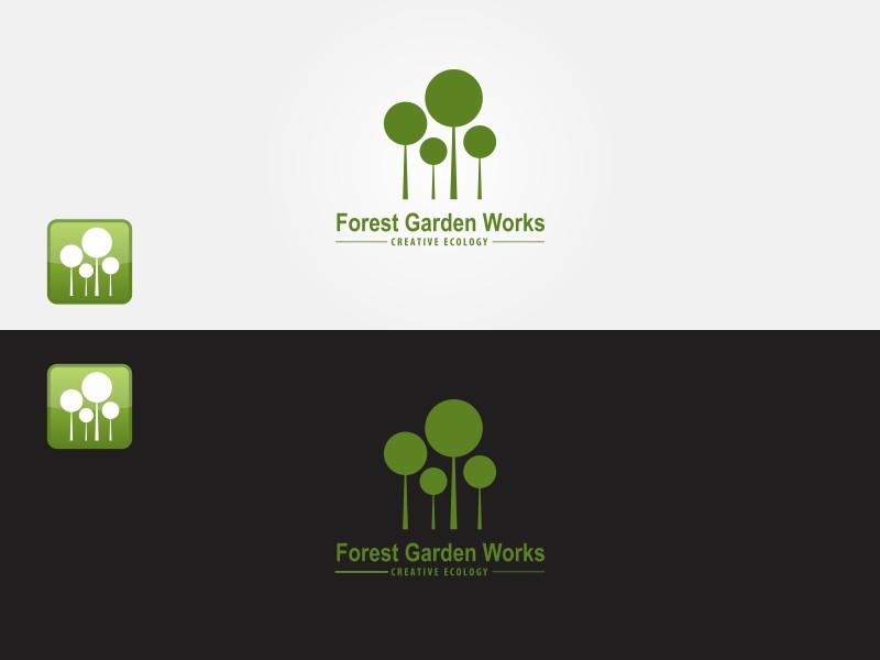 Forest Garden Works needs a new logo