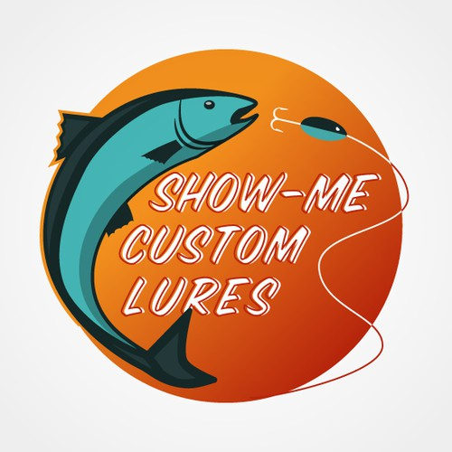 logo for fishing lures site
