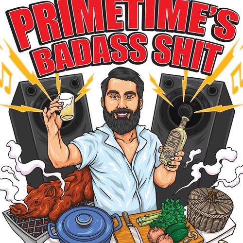 Primetime's Badass Shit