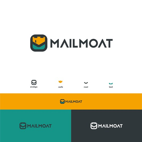 Logo Concept for Mail App