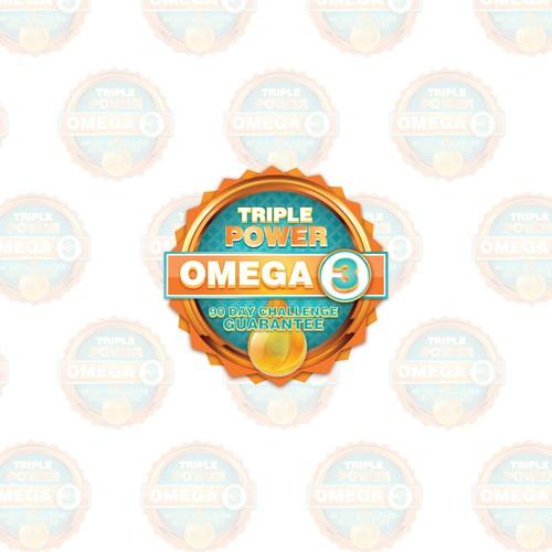 Triple Power Omega 3 Seal