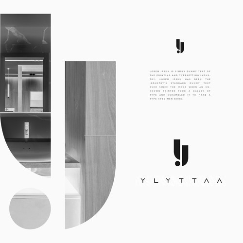 Ylyttaa an Interior Design Agency-we need a logo that represents the cornerstone of our branding