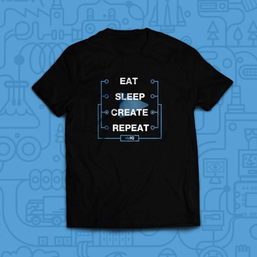 vidIQ Design T-shirt