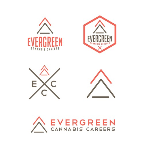Logo for cannabis careers