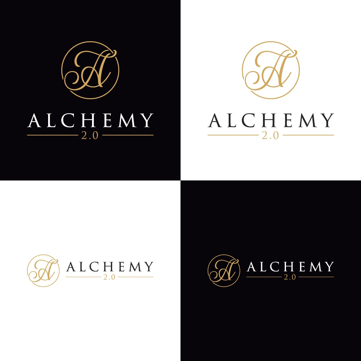 Logo and brand design for a consulting/coaching firm