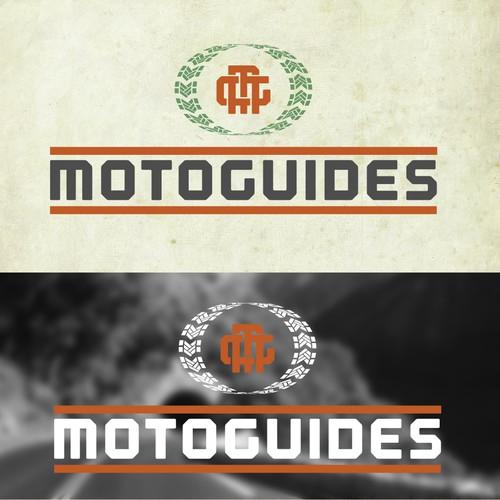 Logo for Moto Turism Guides