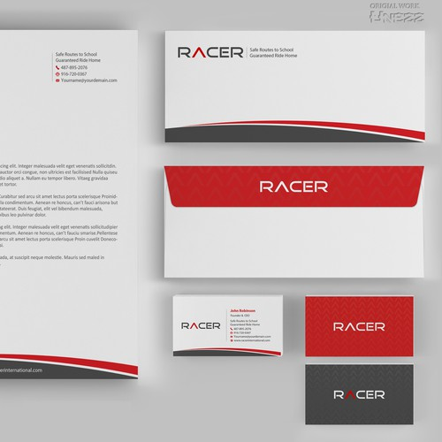 Stationary Concept for Mr.Igor