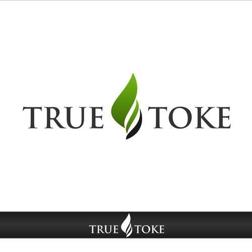 Vaporizer Logo Design - True Toke