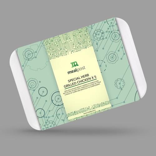 Tech food packaging
