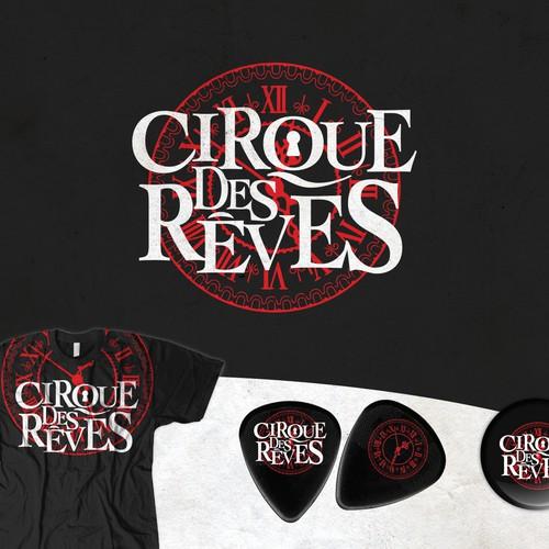 Cirque des Rêves ha bisogno di un nuovo logo