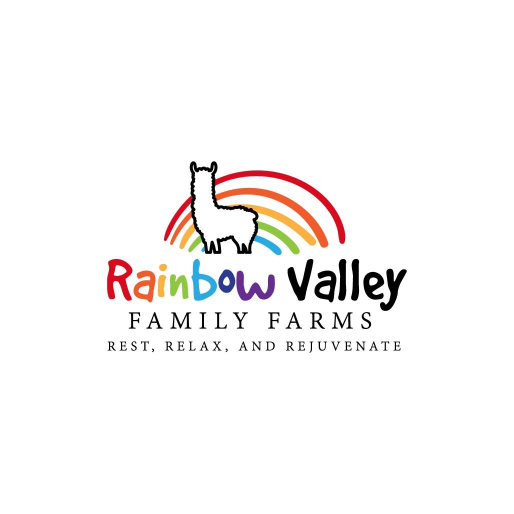 Creative a logo for an alpaca farm