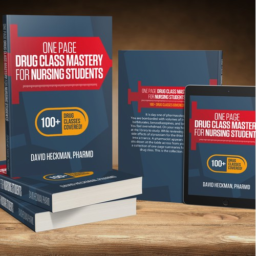 One Page Drug Class Mastery for Nursing Students